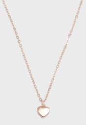 6c30a770b756 Shop Ted baker rosegold Hara Tiny Heart Pendant Necklace TBJ1145-24-03 for  Women in UAE - 14416AC04XYP