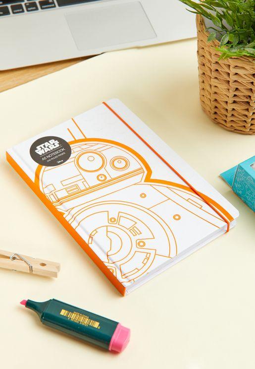 Star Wars A5 BB-8 Notebook