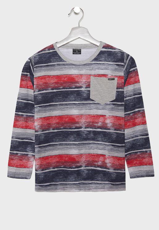 Kids Jersey T-shirt