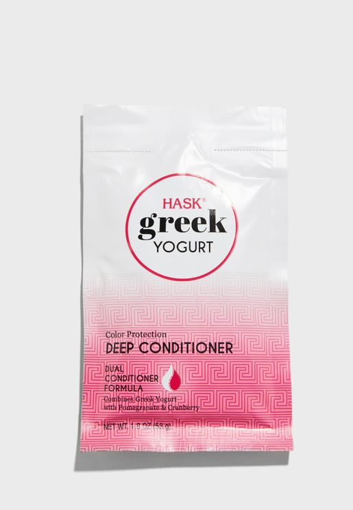 Greek Yogurt Pomegranate & Cranberry Conditioner