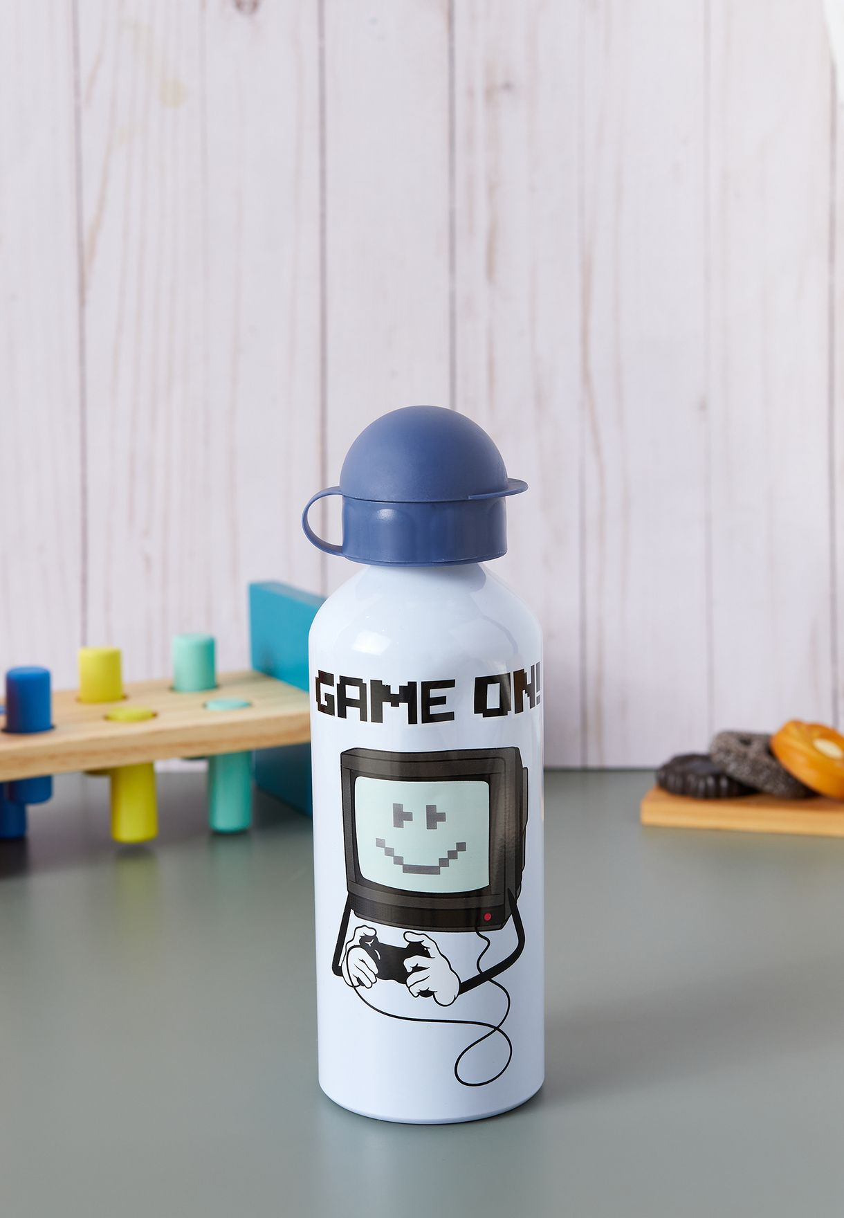 Game On Water Bottle - 500 ml