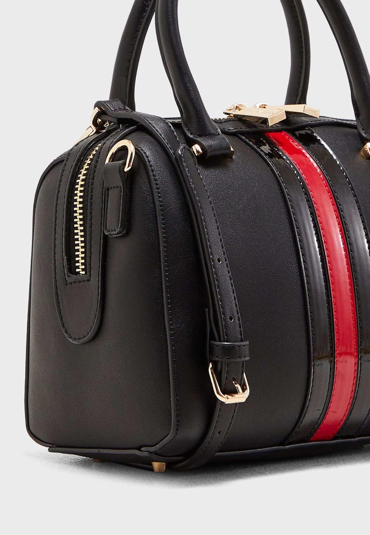 Earth Top Zip Satchel