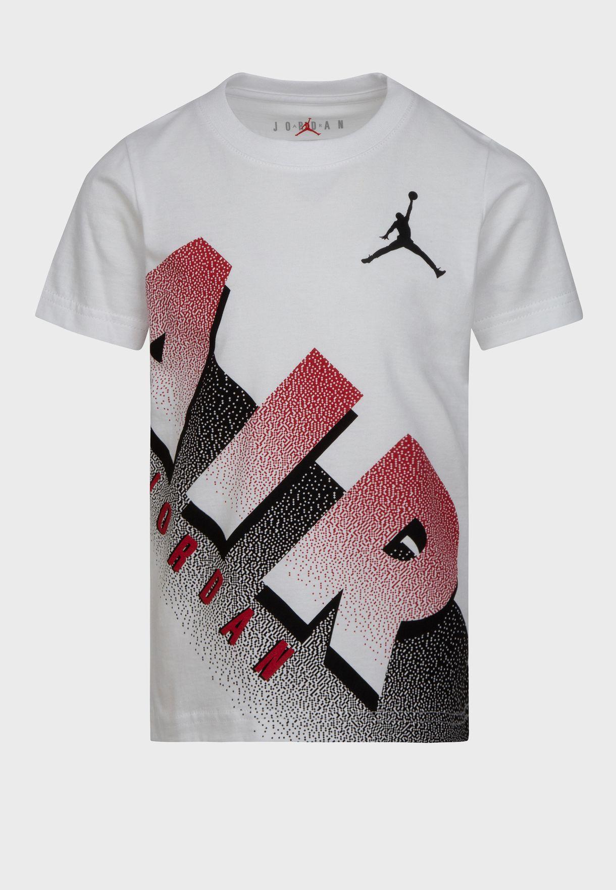 Kids Jordan Air Mezzo T-Shirt