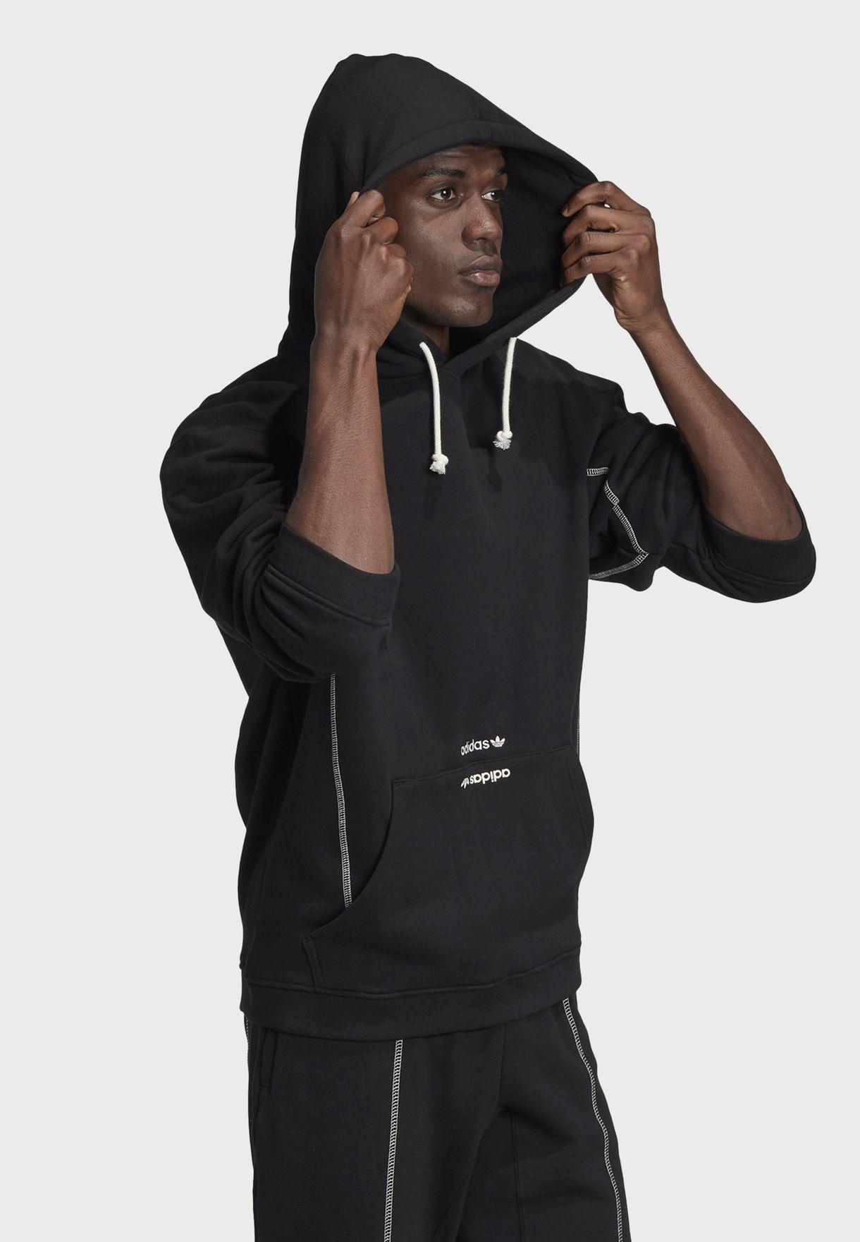 R.Y.V. Casual Men's Sweatshirt Hoodie