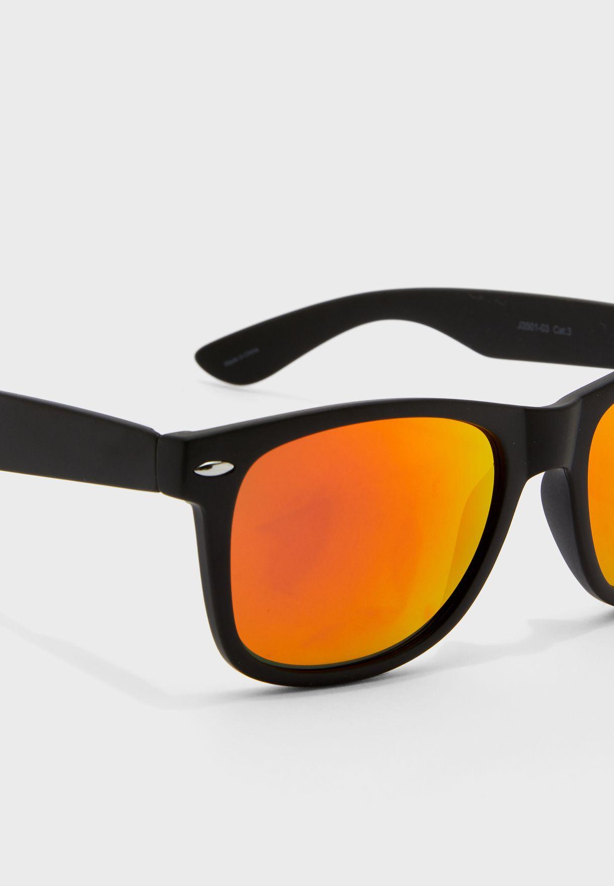 نظارة شمسية بورتر بإطار مربع
