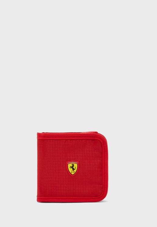 Ferrari Race Wallet