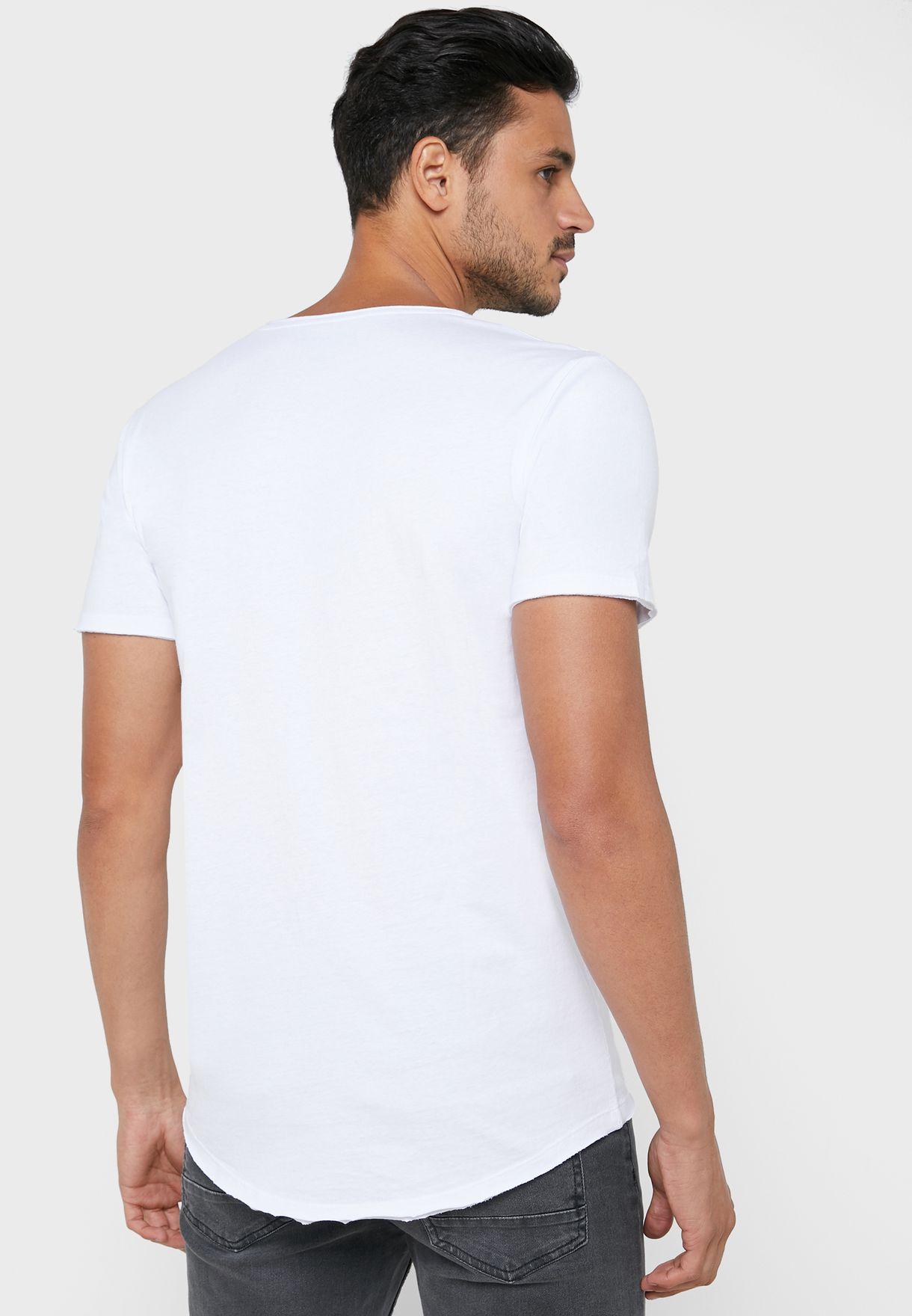 Moulder Crew Neck T-Shirt