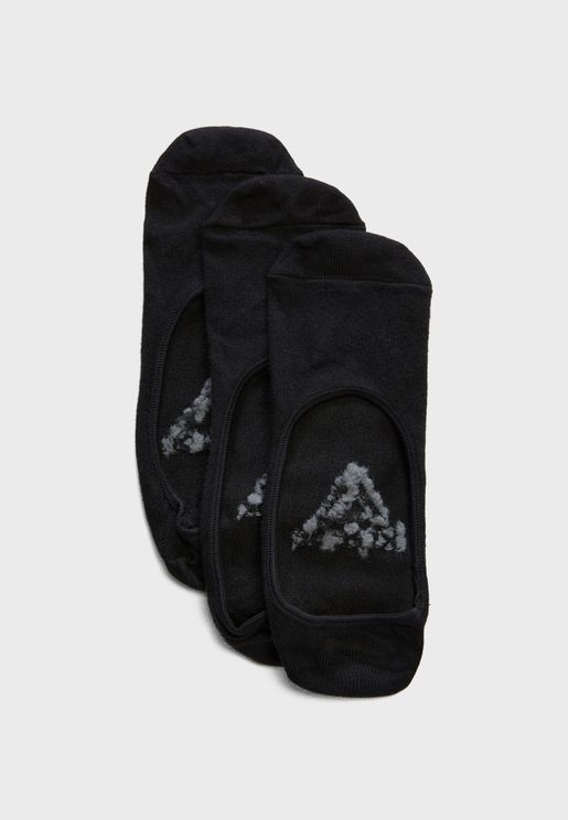 3 Pack Active Foundation Socks