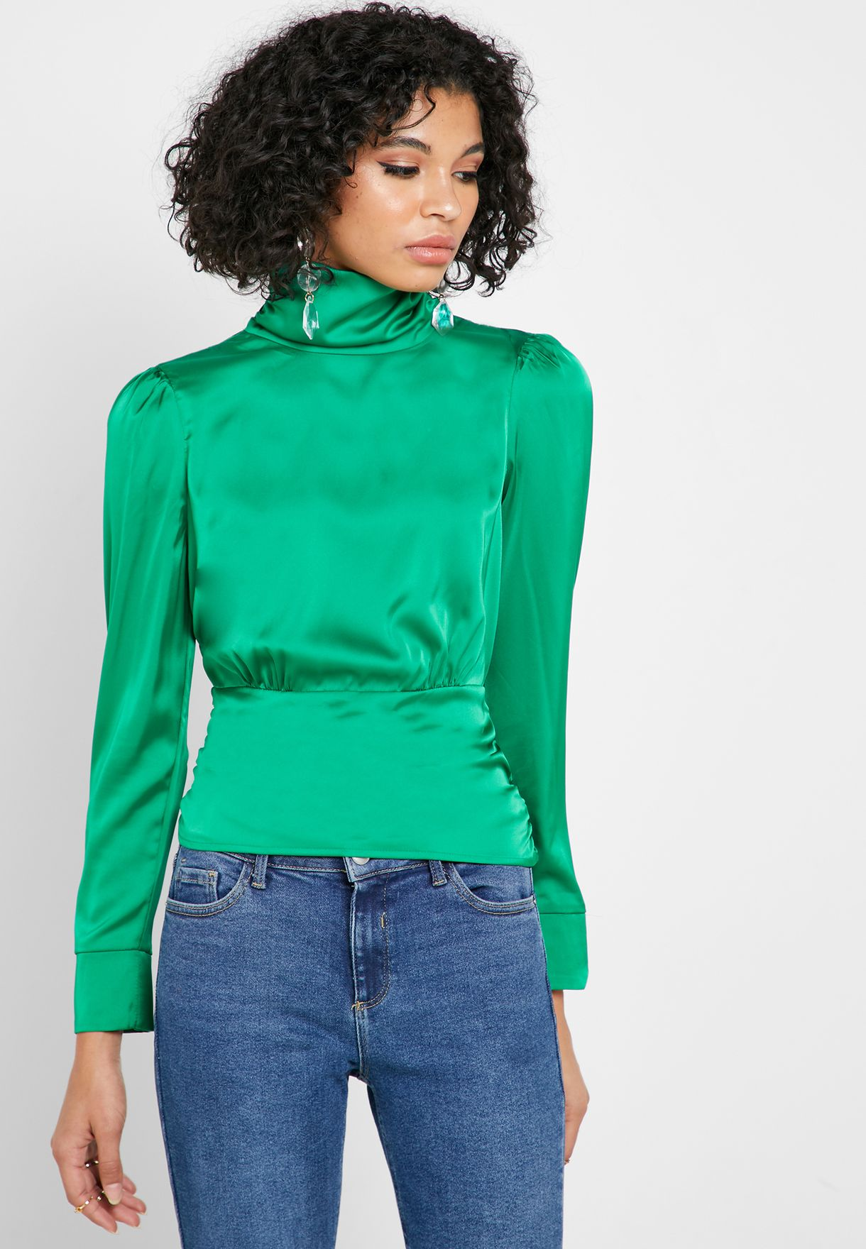 Tie Back Cut Out Top
