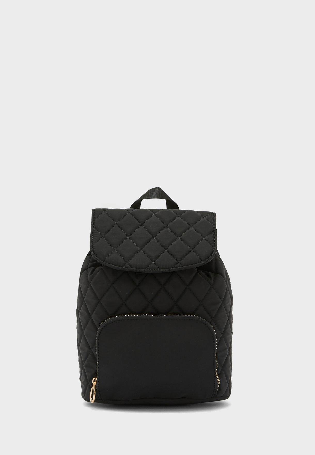 Ellie Nylon Quilted Backpack
