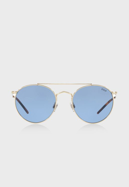 0PH3114 Aviator Sunglasses