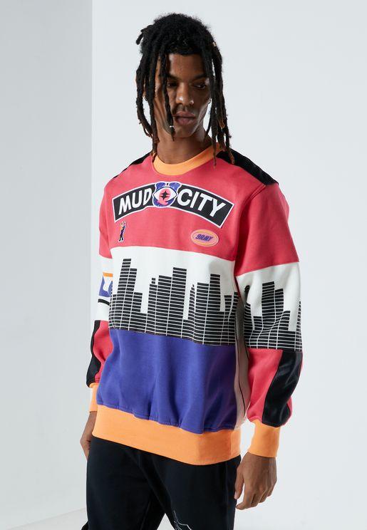 Ubiquity Sweatshirt