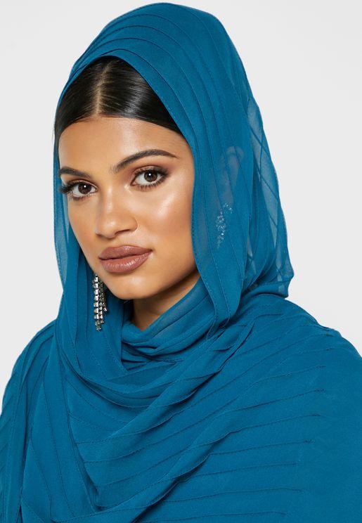 حجاب بكسرات