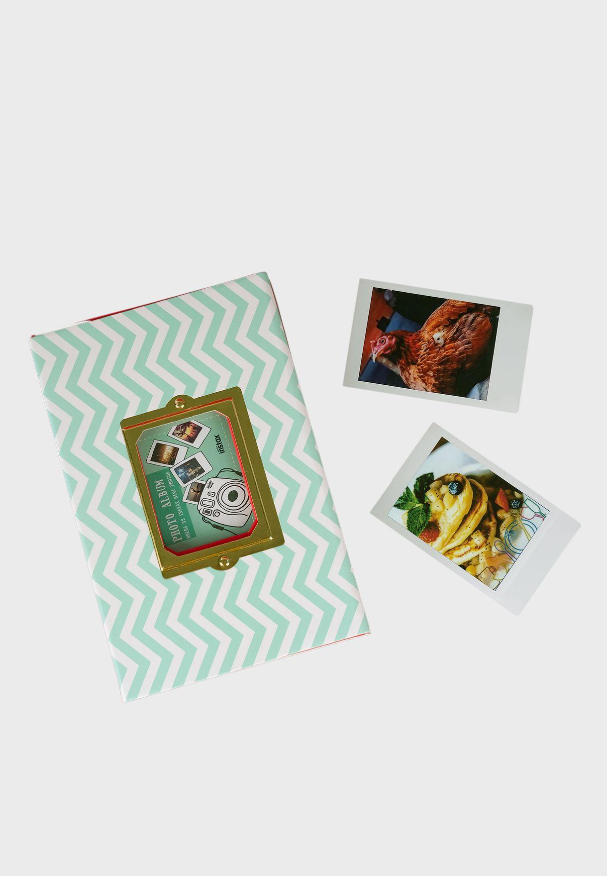 Mini Instax Twin Sleeve Album