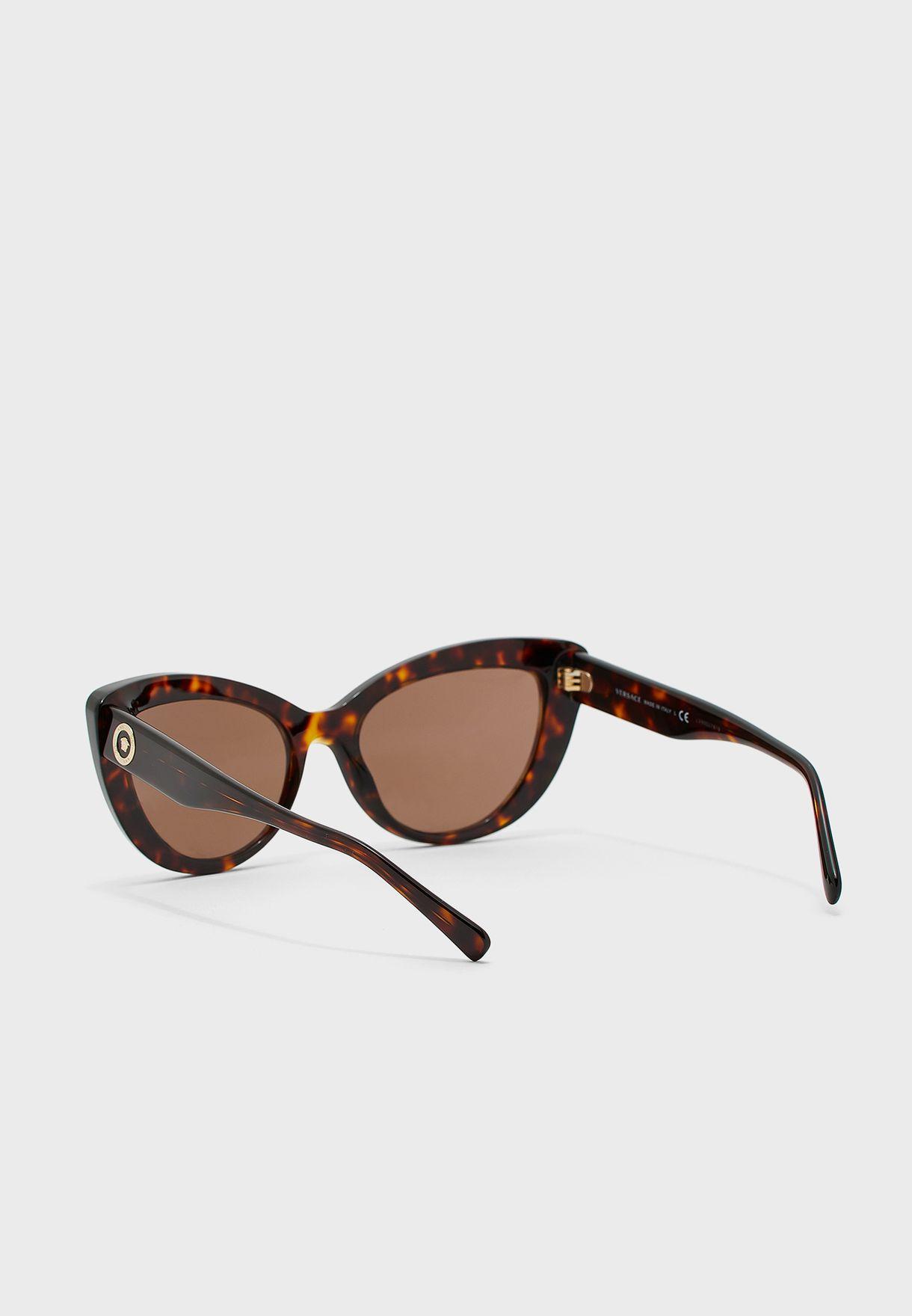 0VE4388 Cat Eye Sunglasses