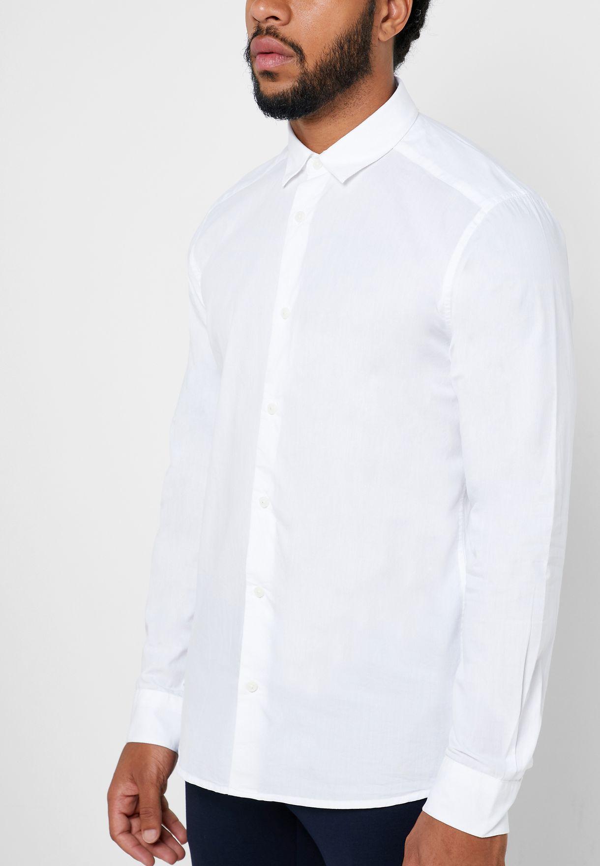قميص من القطن الخالص