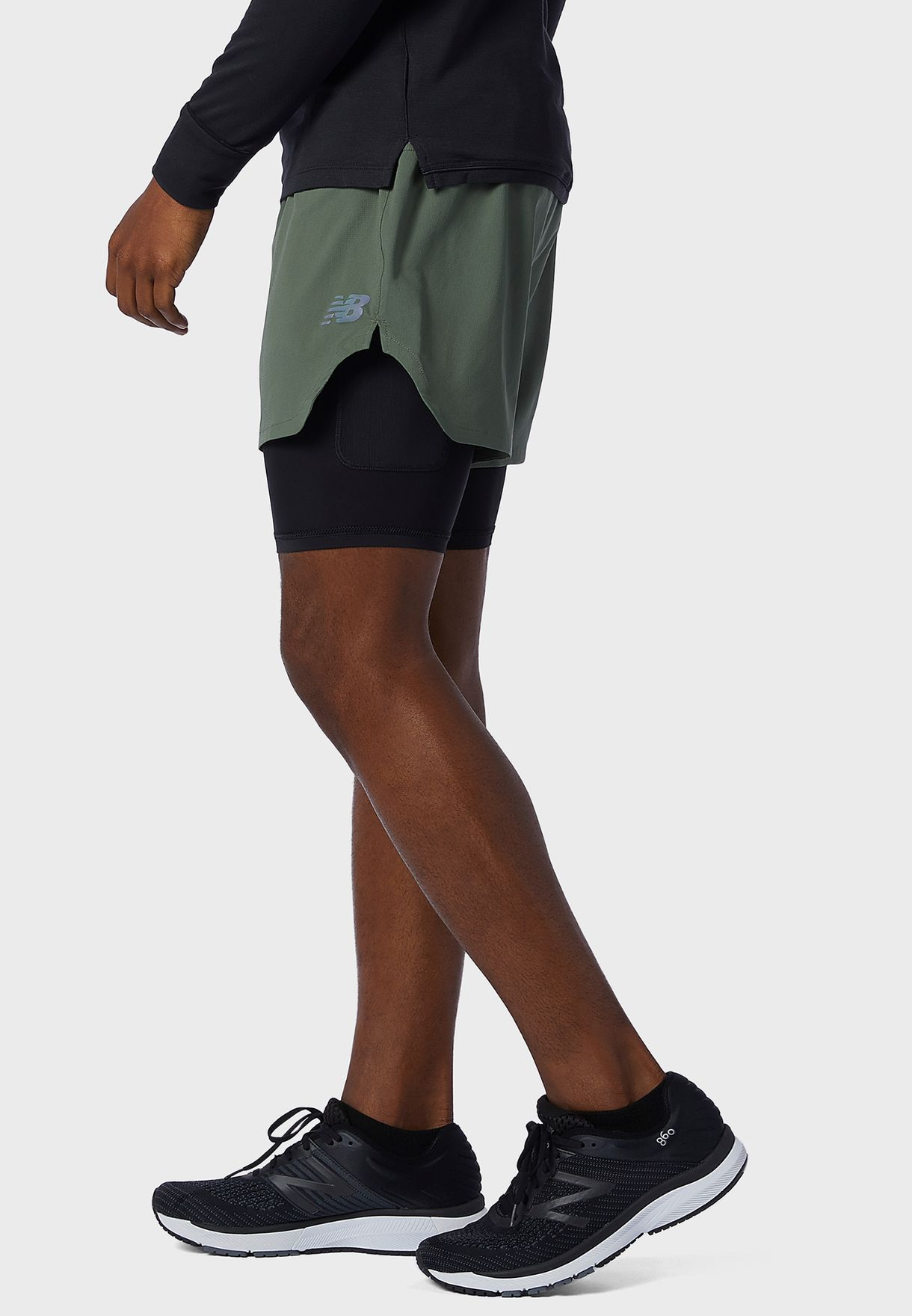 """5"""" Speed Fuel 2In1 Shorts"""