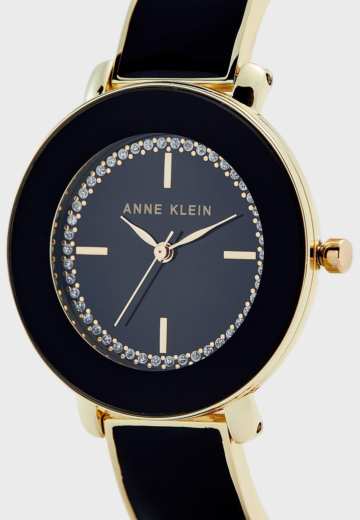 AK2908BKGB Analog Watch