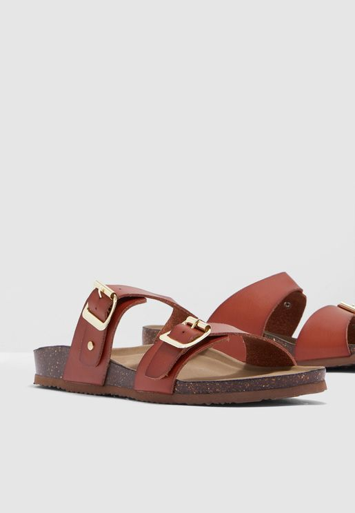Brando Sandal - Brown