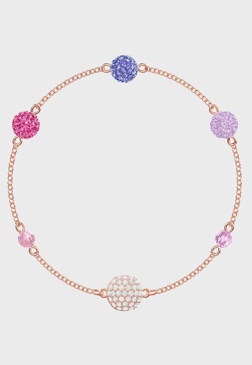 Swarovski Remix Strand Pop Purple Bracelet