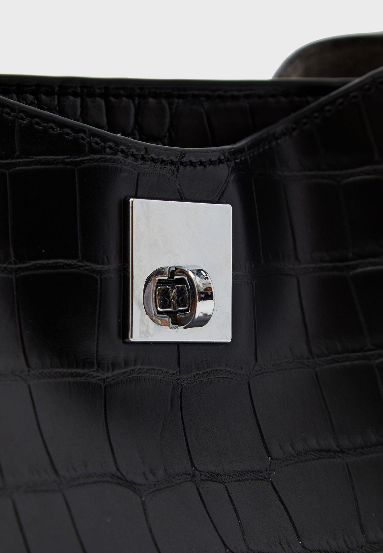 Croc Handbag