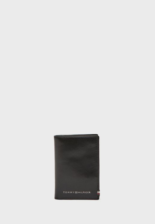 Polished Multislot Card Holder