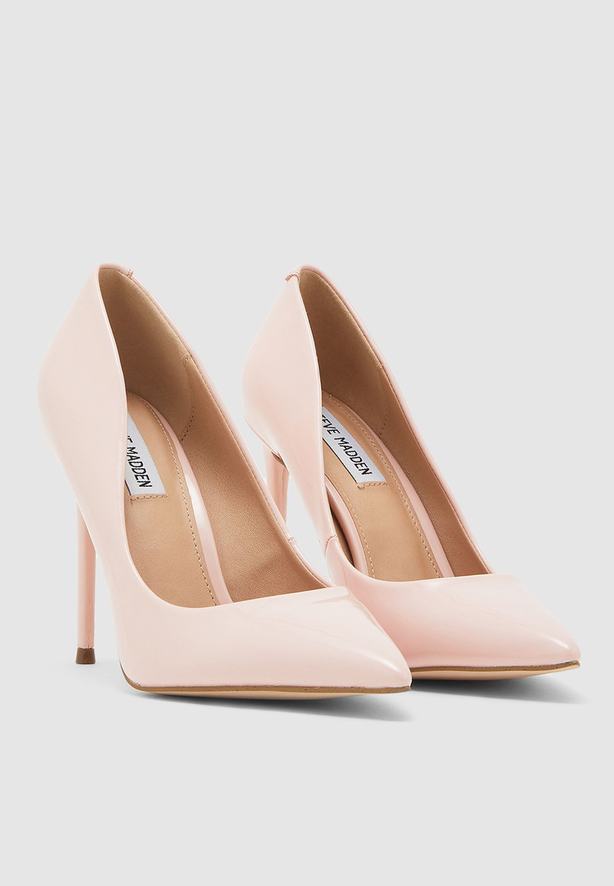 Vala High Heel Pump - Blush