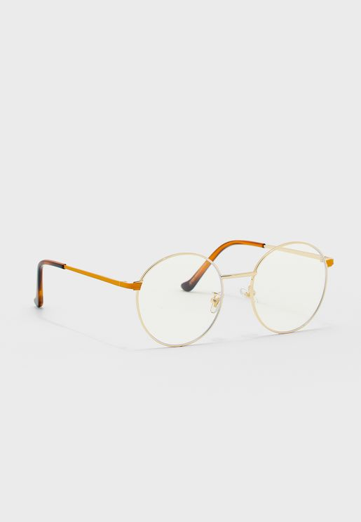 Ombre Effect Frame Sunglasses