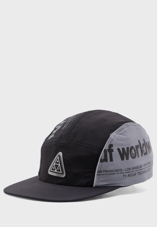Conceal Pocket Volley Cap