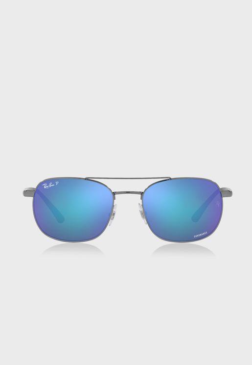 نظارة شمسية كبيرة 0Rb3670Ch