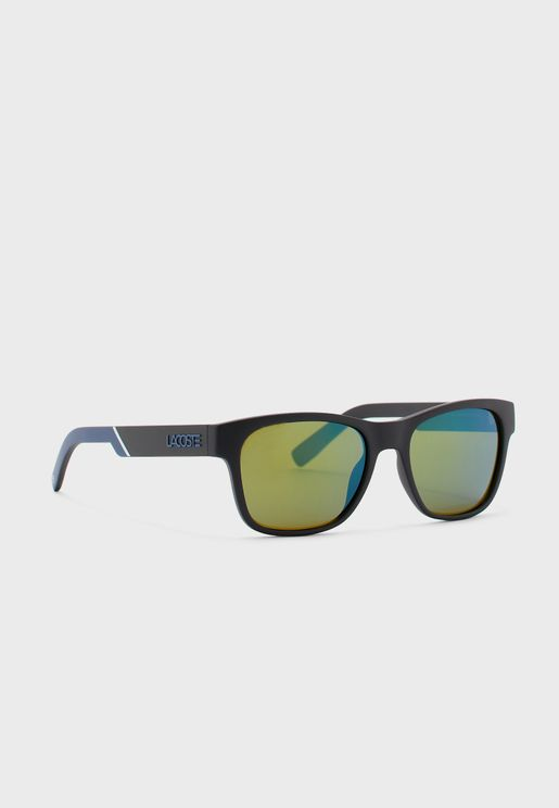 L829SND Square Sunglasses