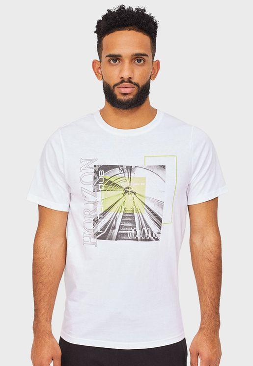 Cassette Graphic T-Shirt
