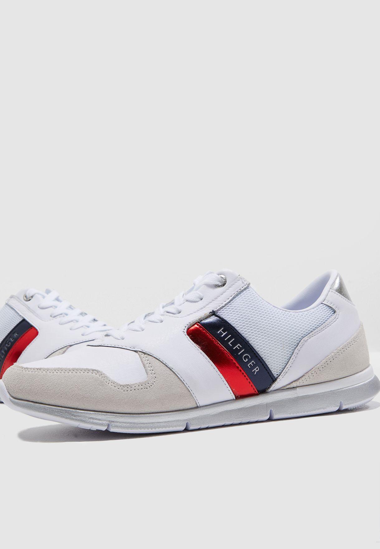 e87503765333 Shop Tommy Jeans white Light Sneaker FW0FW03785 for Women in UAE ...