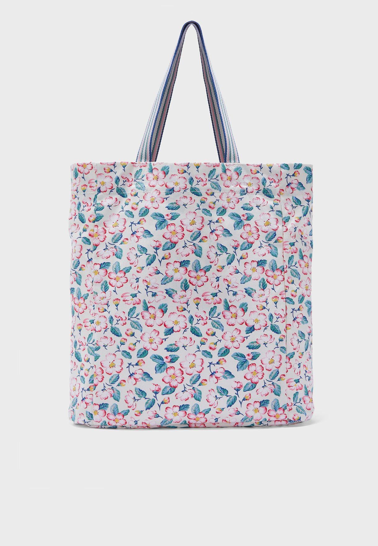 Climbing Blossom Lightweight Shopper