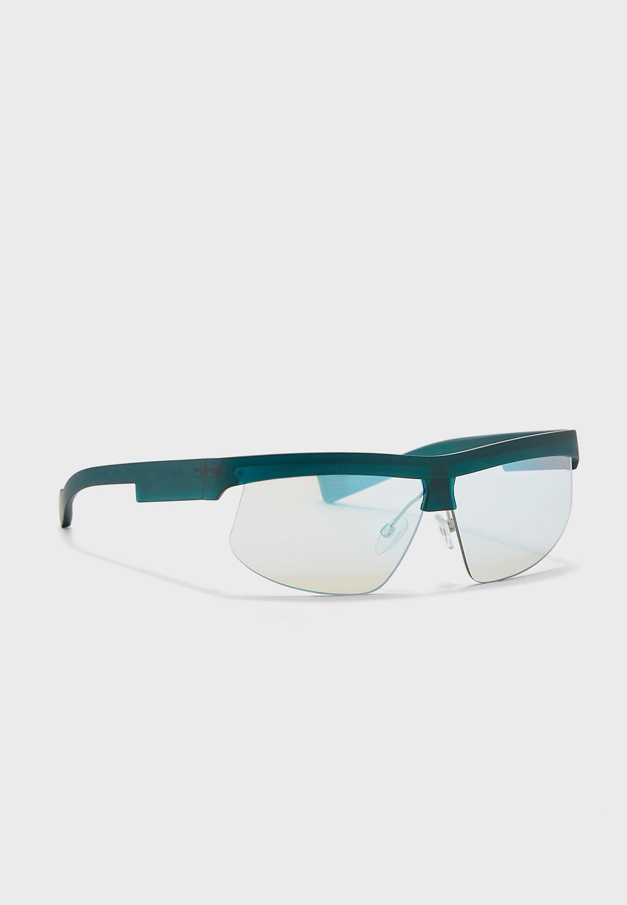 Dk515S Oval Shape Sunglasses