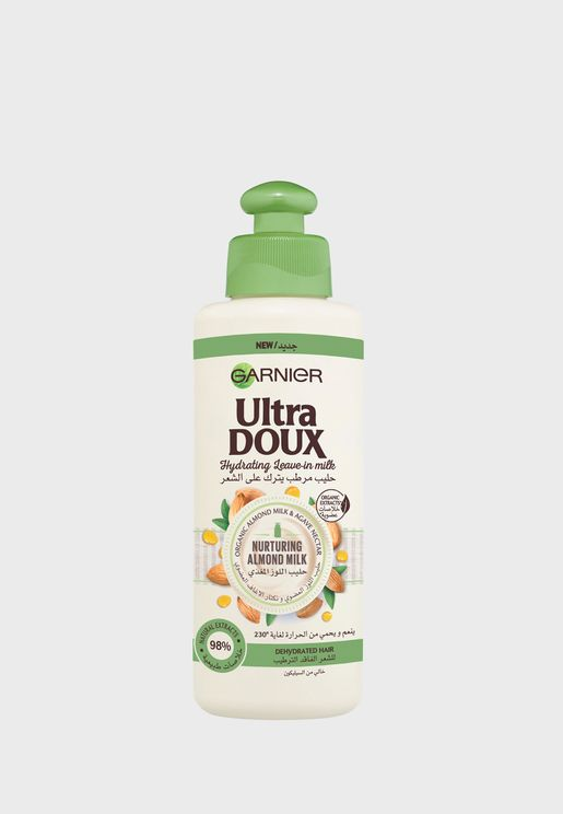 Ultra Doux Almond Milk Hydrating Leave-In 200ml
