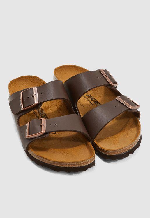 b4ac1d8f647c Arizona Buckled Strap Sandal