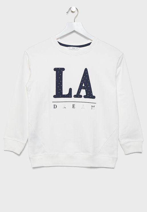 Kids LA Dream Sweatshirt