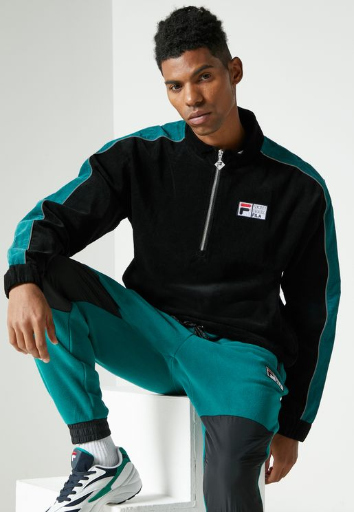 Ridley Polar Fleece Track Jacket