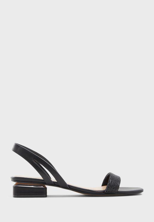Adreilla Low Heel Sandals