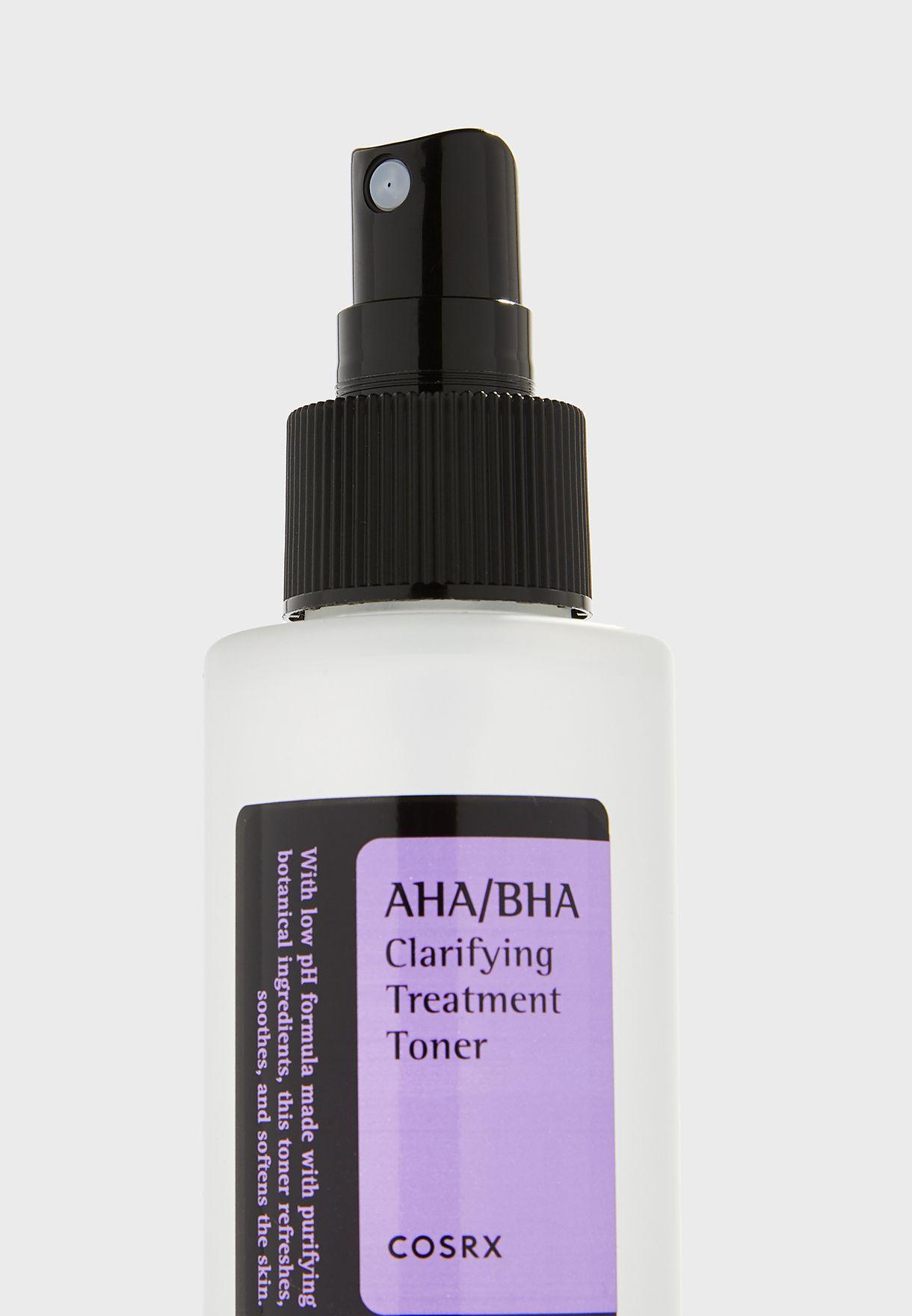 Aha/Bha Clarifying Treatment Toner