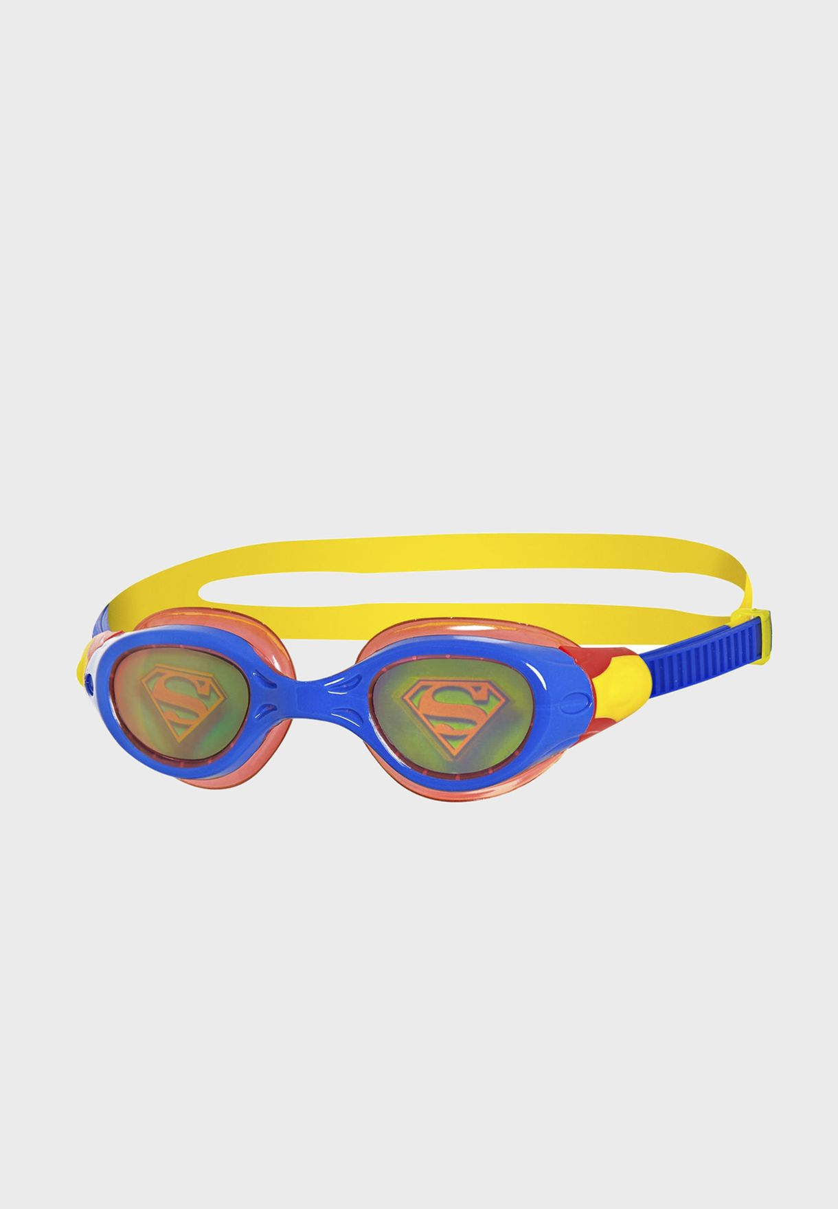 Youth Superman Hologram Swimming Goggles