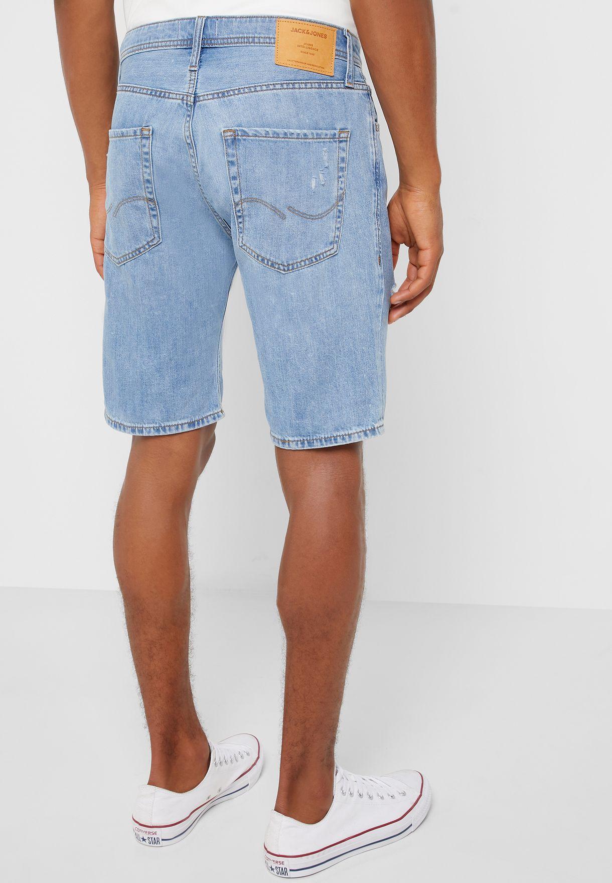 Rick Denim Shorts
