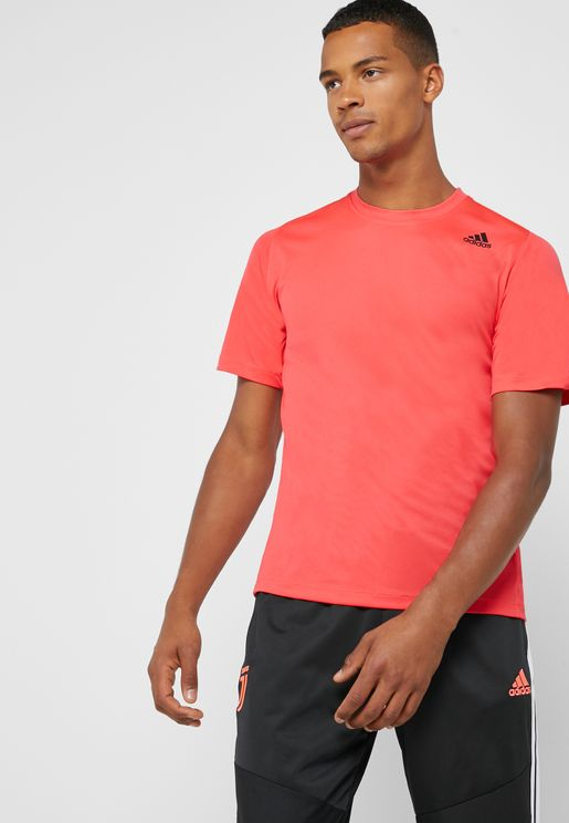 FreeLift Fitted 3-Stripes T-Shirt