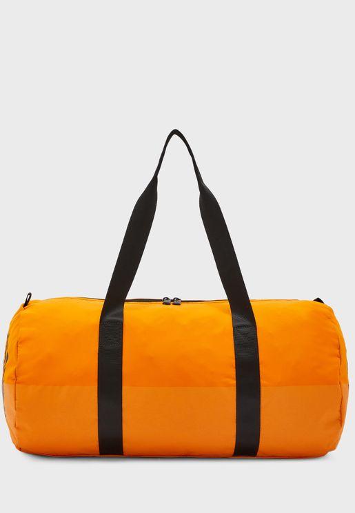 Acid Bright Duffel Bag