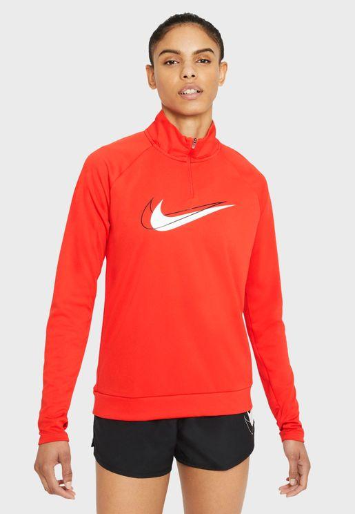 Swoosh Run Midlayer T-Shirt
