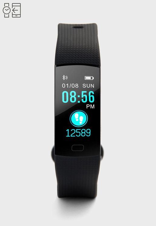 ساعة ذكية رقمية