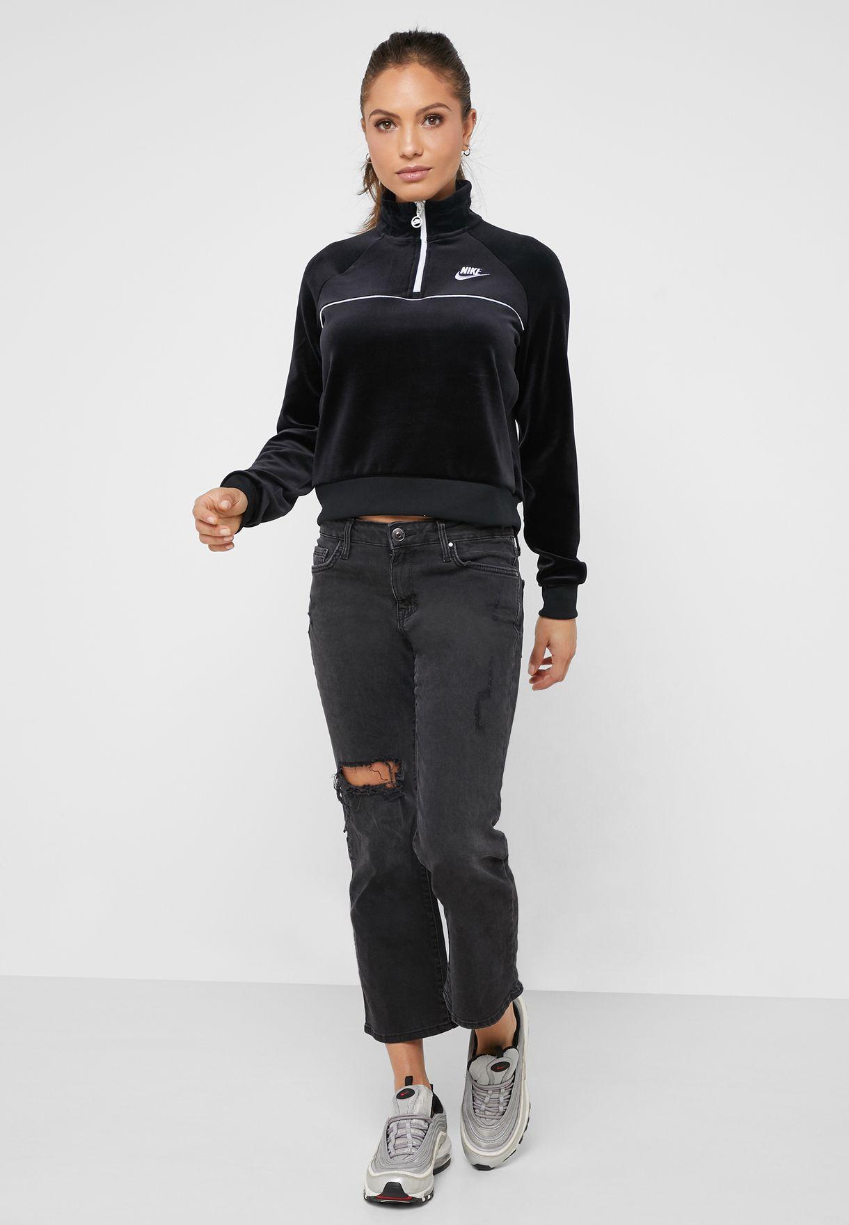 NSW Velour Sweatshirt