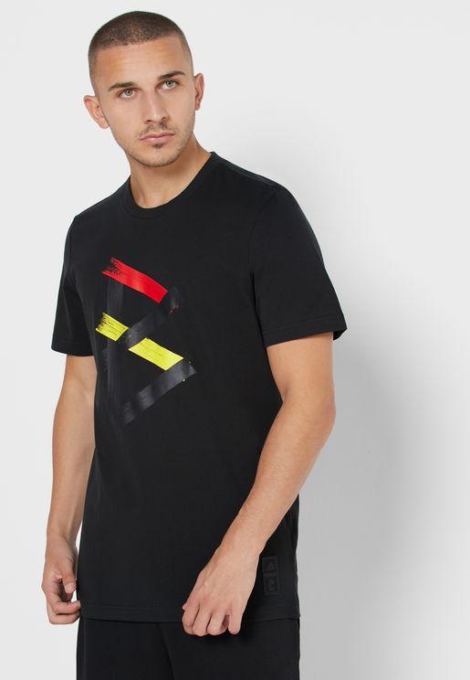 Belgium Graphic T-Shirt