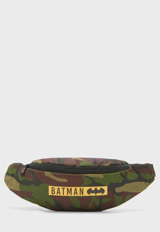 Batman Camo Bum Bag